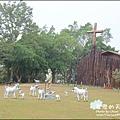 漂流木方舟教堂
