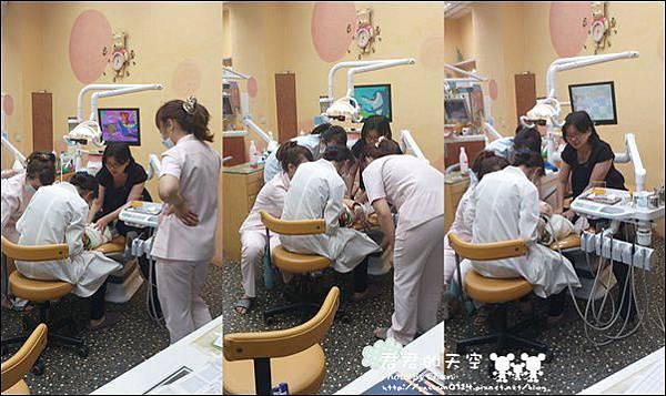 第一次看牙齒