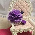 典雅紫小花