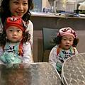 可愛的雙胞胎