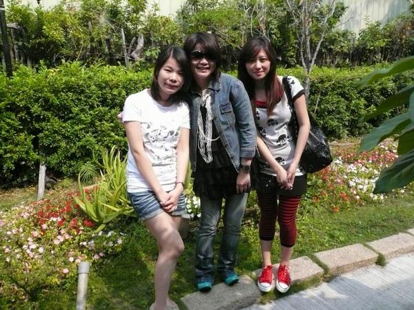 雅惠,小華與我