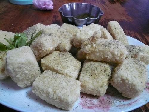 清安豆腐店~酥炸豆腐