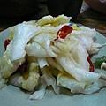 賴新魁麵館~泡菜