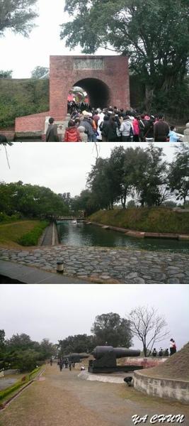 台南億載金城