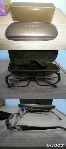 GUCCI眼鏡