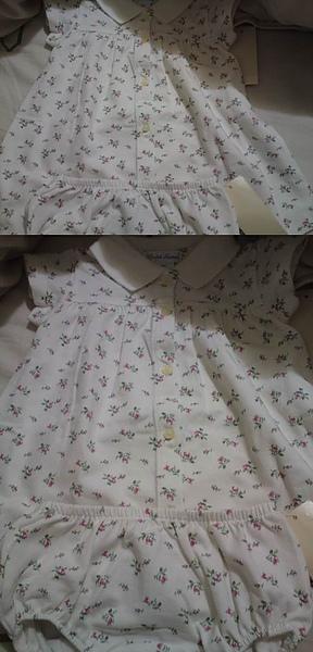 小碎花裙子