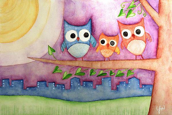 OWLS AT NIGHT2
