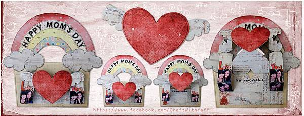 20140403-Heart wings pop up card3-Yaffil Wu copy