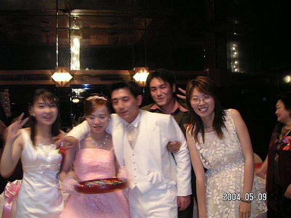 王公彥婚宴