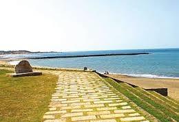 三芝淺水灣風景