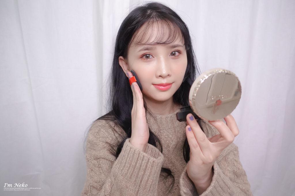 皮膚光澤化妝