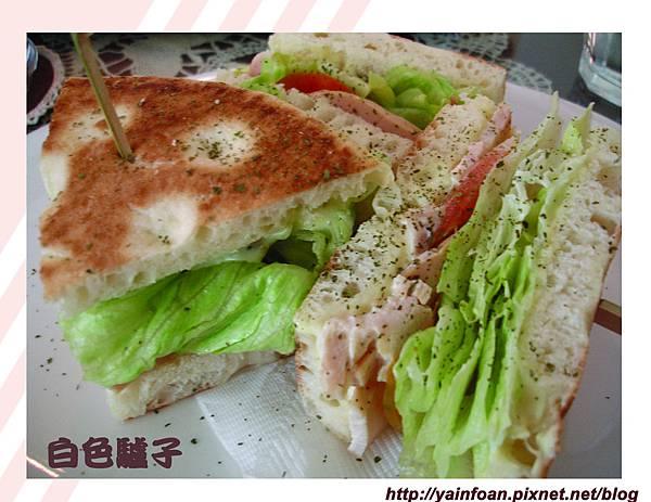 三明治拷貝
