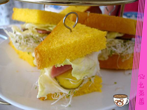 胡蘿蔔三明治
