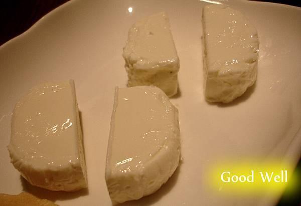 貝爾佩司乳酪近照
