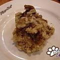 迷迭奶香野菇燉飯