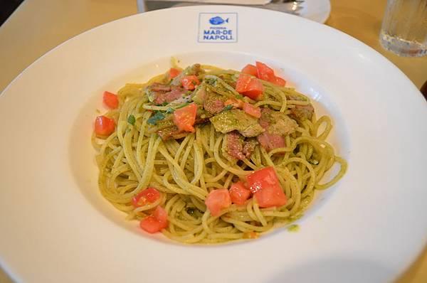 Mar-de napoli青醬義麵