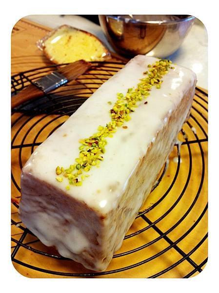 檸檬糖霜蛋糕(ウイークエンド)
