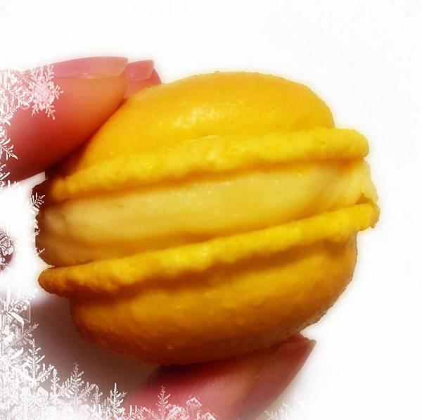 檸檬馬卡龍(レモンマカロン)