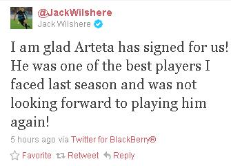 Jack Wilshere  JackWilshere  on Twitter1.png