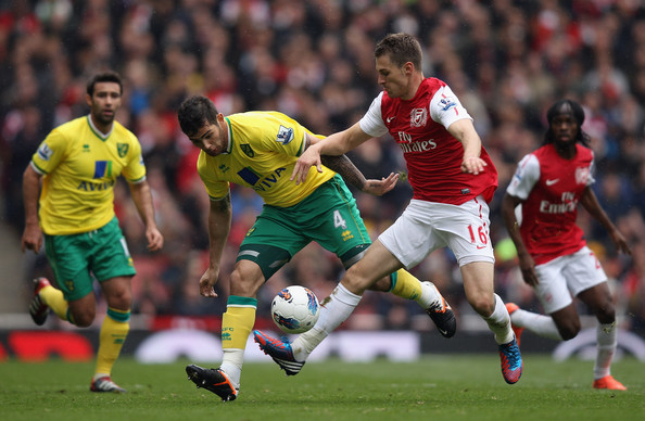 Arsenal+v+Norwich