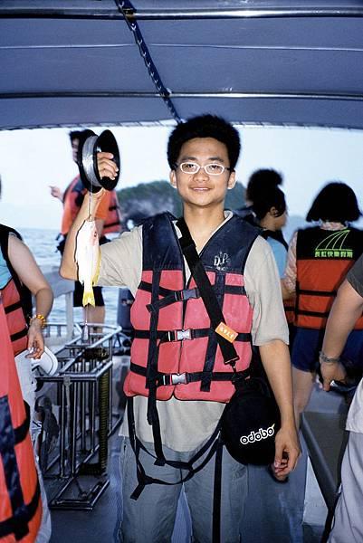 釣魚樂(小朱學長)