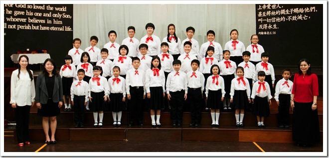BCCM Inanam Children Choir