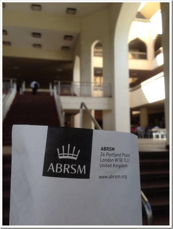 ABRSM result
