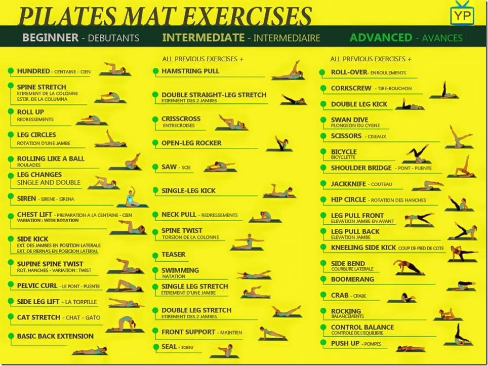 Pilates Styles 2