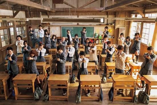 【電影總講評感想】暗殺教室+畢業篇