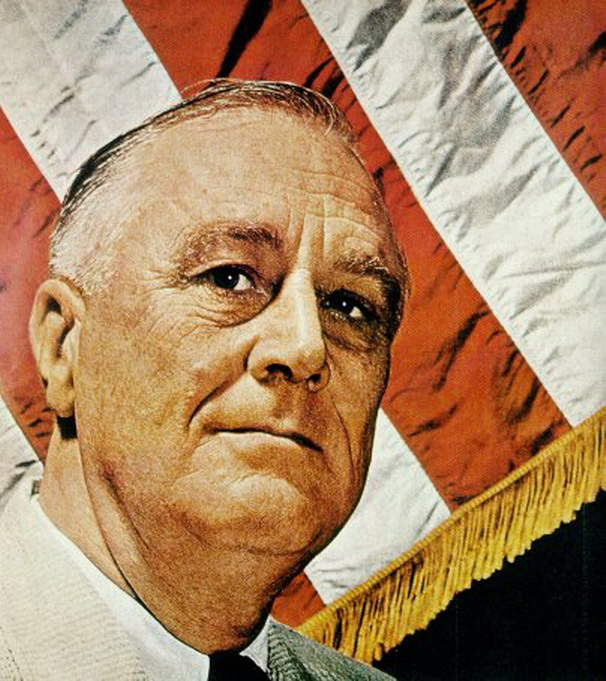 richest-United-States-President-Franklin-Delano-Roosevelt
