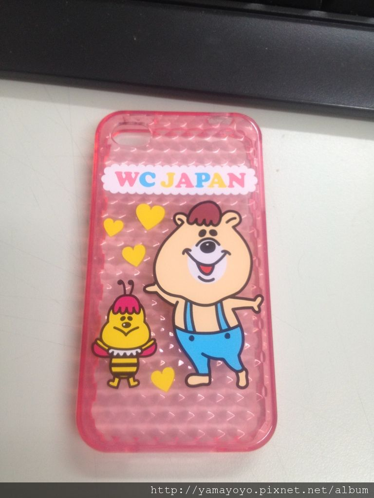 小桃_wc手機殼_1