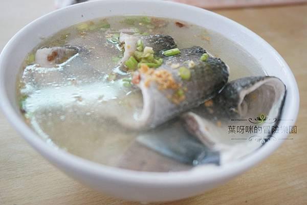 林家魚皮粥