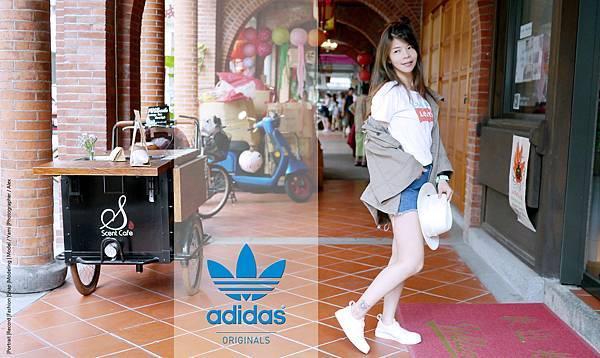 Adidas Originals Boost NMD_R1 W黑粉白桃  x adidas Originals Superatar Slip On 貝殼鞋繃帶鞋