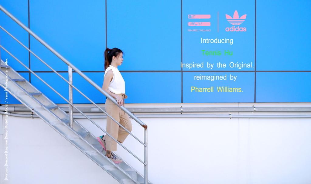 Adidas Originals Pharrell Williams X Tennis Hu穿搭