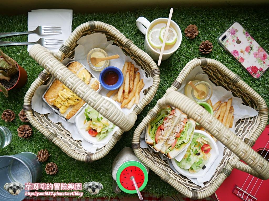 IG打卡早午餐餐廳新北市新莊區曲尼的公園
