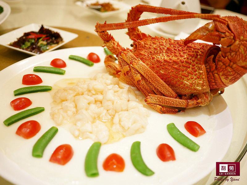 澳門威尼斯人利苑酒家米其林一星必吃餐廳P1140251
