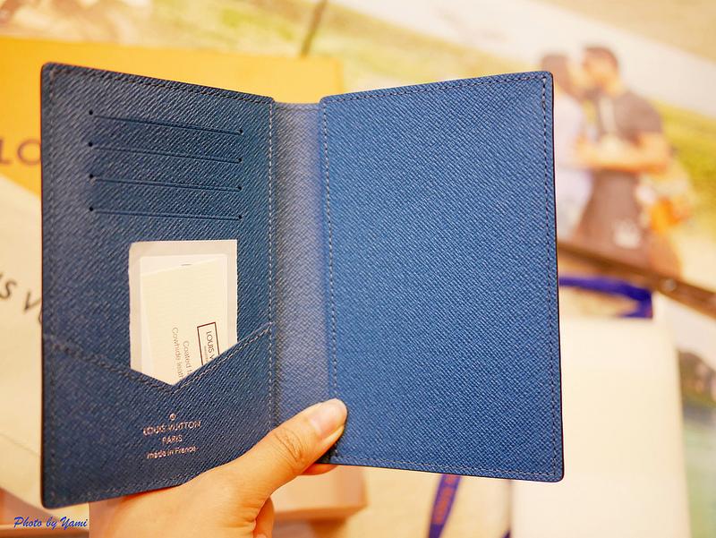 LV護照套客製化P1140559