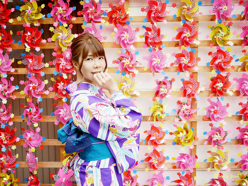 日本和服體驗東京淺草愛和服日本東京和服P1140741