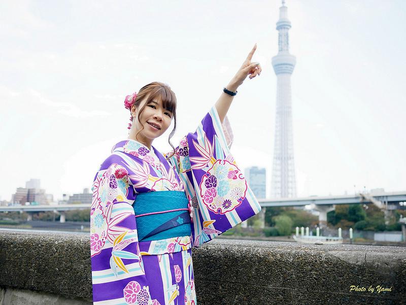 日本和服體驗東京淺草愛和服日本東京和服P1140930