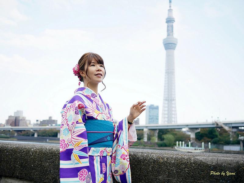 日本和服體驗東京淺草愛和服日本東京和服P1140926