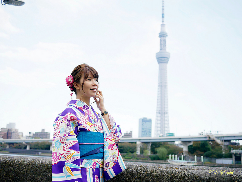 日本和服體驗東京淺草愛和服日本東京和服P1140922