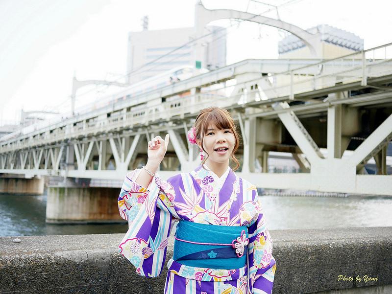 日本和服體驗東京淺草愛和服日本東京和服P1140940