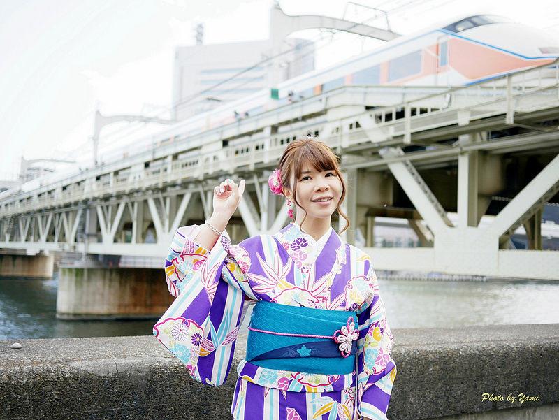 日本和服體驗東京淺草愛和服日本東京和服P1140937