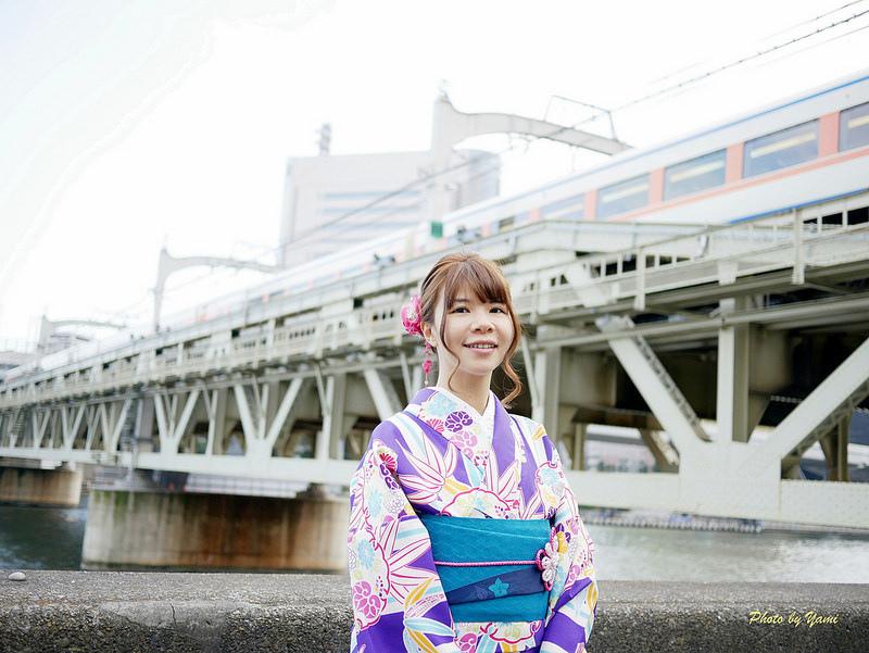 日本和服體驗東京淺草愛和服日本東京和服P1140933