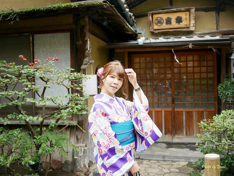 日本和服體驗東京淺草愛和服日本東京和服P1140783