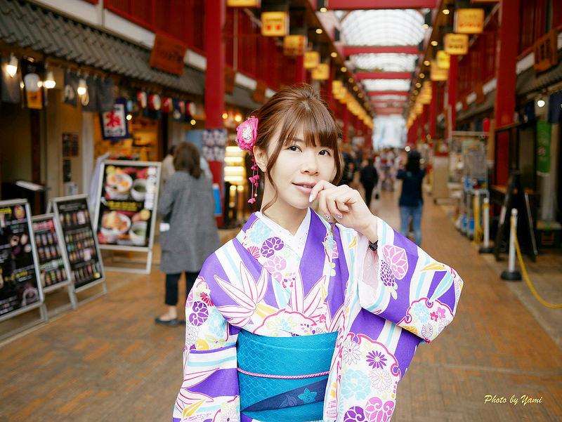 日本和服體驗東京淺草愛和服日本東京和服P1140749