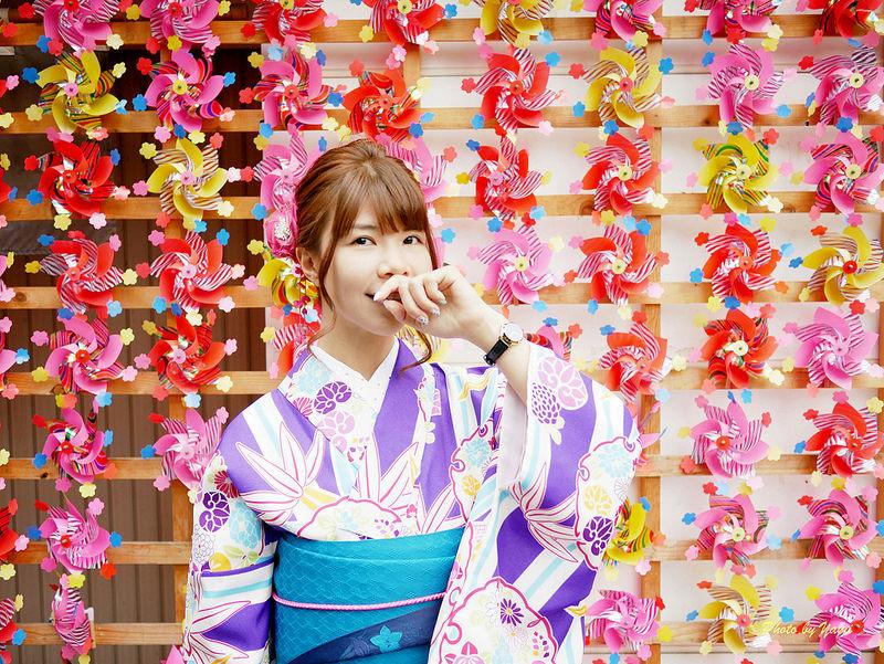 日本和服體驗東京淺草愛和服日本東京和服P1140740