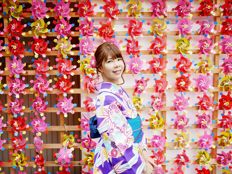 日本和服體驗東京淺草愛和服日本東京和服P1140738