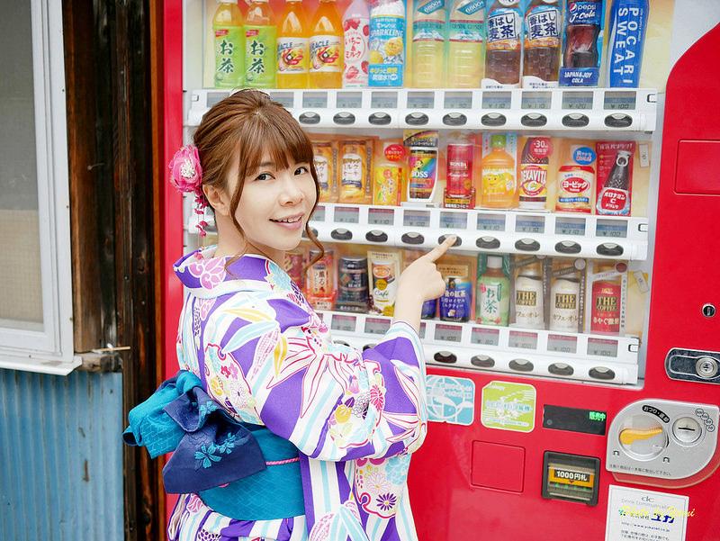 日本和服體驗東京淺草愛和服日本東京和服P1140731