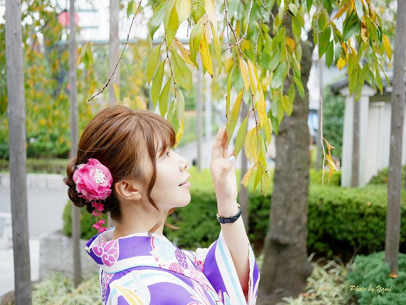 日本和服體驗東京淺草愛和服日本東京和服P1140716